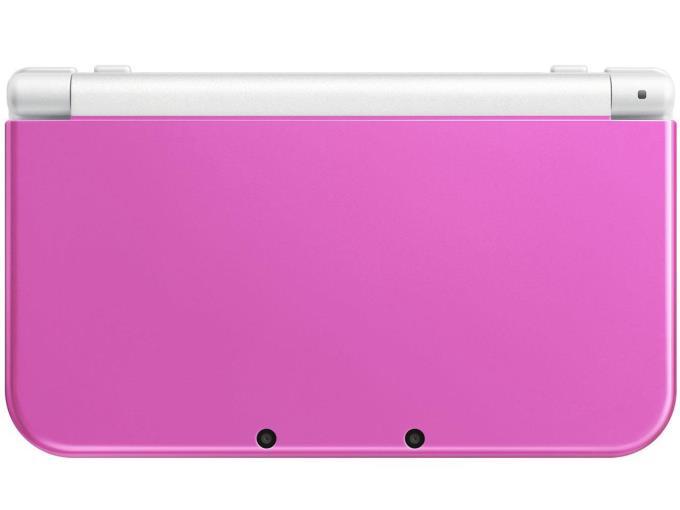 NINTENDO ゲーム機本体(ポータブル) Newニンテンドー3DS LL ピンク×ホワイト