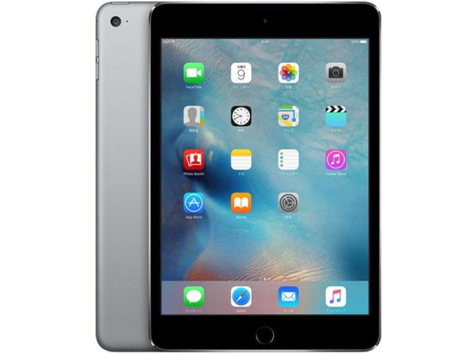 APPLE iPAD(Wi-Fiモデル) iPad mini 4 Wi-Fiモデル 32GB MNY12J/A [スペースグレイ]