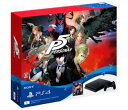 SONY ゲーム機本体(据置型) プレイステーション4 HDD 1TB Persona5 Starter Limited Pack ジェット・ブラック CUHJ-10012