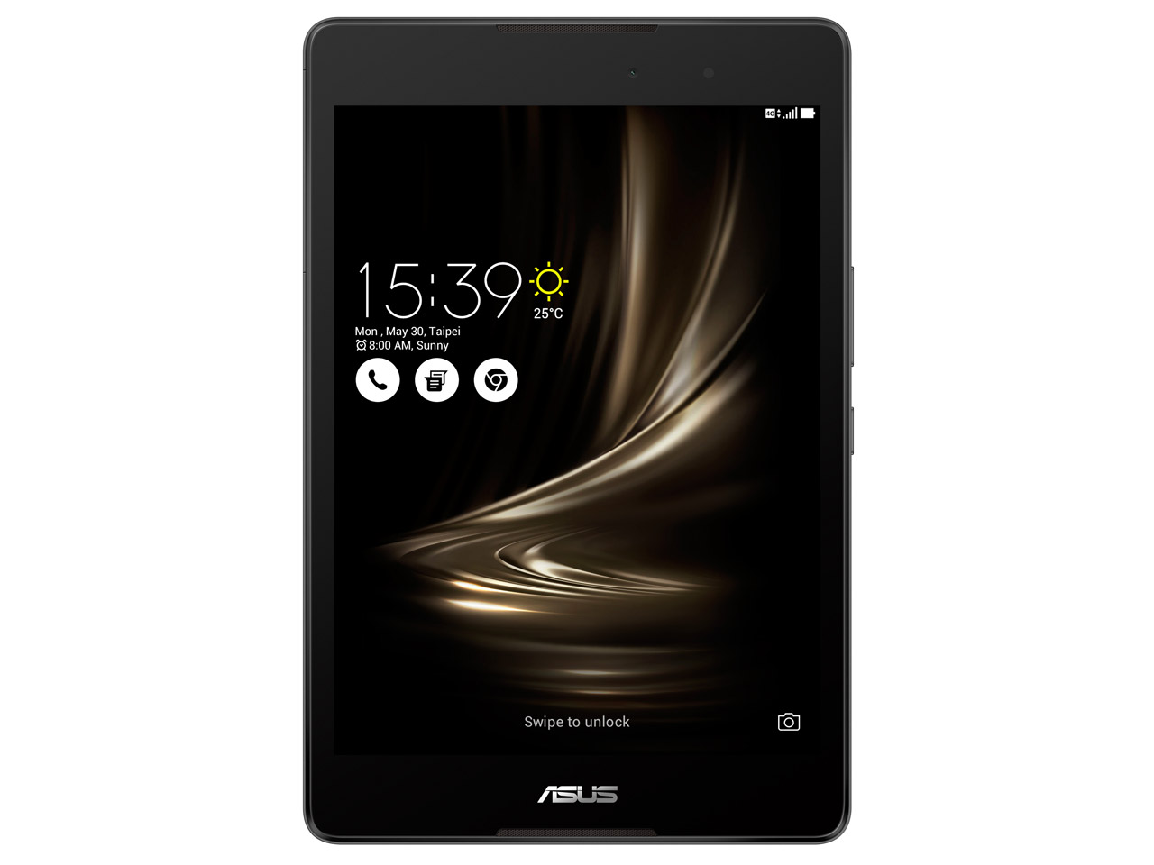 ASUS 移動通信対応タブレット ASUS ZenPad 3 8.0 Z581KL-BK32S4 SIMフリー