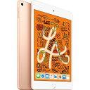 【箱に難あり、必ずご注文前に商品説明をお読みください】APPLE iPAD(Wi-Fiモデル) iPad mini 7.9インチ 第5世代 Wi-Fi 64GB 2019年..