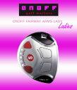 【2010年モデル】DAIWA ONOFF FAIRWAY ARMS LADYスムースキックLP−410F