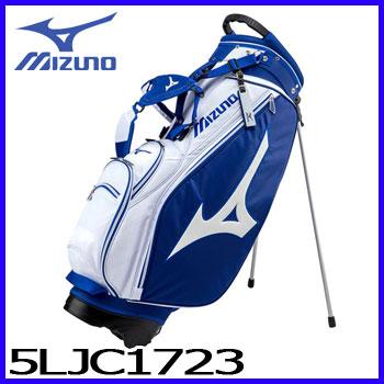 [NEW/2017] ミズノ ツアーシリーズ スタンド キャディバッグ 5LJC172300 WM 9.5型(77cm)/約2.8kg/47インチ対応 ワールドモデル  MIZUNO Tour Series Stand ゴルフ [ネームプレート刻印無料]★学生ゴルファーにも対応したダブルショルダー付き。偉い