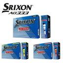 ダンロップ スリクソン SRIXON AD333 ボール 1...