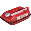 (Meltec)大自工業 ガソリン携帯缶 ガソリン缶5L F...