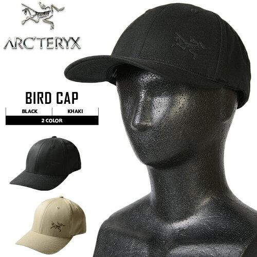 ARC'TERYX アークテリクス BIRD CAP 2色 FLEXFITのツイルキャップを使用 アジャスターなしで最適なフィット感が得られ 被り心地も抜群【WIP03】 【クーポン対象外】