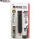 【送料無料】【WIP03】MAGLITE マグライト MAG-TAC マグタック 2-CELL CR123 LED クラウンベゼル BLACK「タクティカルシリーズ」の中でも上位機種のクラウンベゼルタイプ最高の明るさを持つだけでなくハイスペックな機能が魅力的
