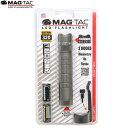 【送料無料】【WIP03】MAGLITE マグライト MAG-TAC マグタック 2-CELL CR123 LED クラウンベゼル URBAN GREY「タクティカルシリーズ」の中でも上位機種のクラウンベゼルタイプ最高の明るさを持つだけでなくハイスペックな機能が魅力的