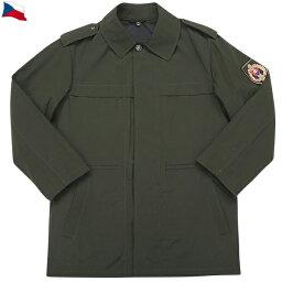 実物 新品 チェコ軍M-98ジャケット ライナー付き チェコ軍で1998年に採用されたジャケット ボタン着脱式キルティングライナーが 装備され季節に応じて使い分け可能【WIP03】