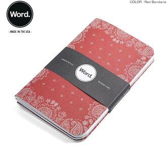 貓 POS 詞筆記本詞筆記本 3 P 筆記本紅色頭巾每天它看起來太有趣、 時尚、 實用的房間筆記本設計從生產,直到所有美國製造的