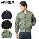 【送料無料】AVIREX アビレックス MA-1 CM MI...