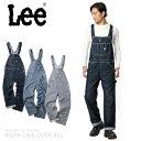 【20%OFFクーポン対象】Lee リー LS2024 WORK LINE オーバーオール《WIP》メンズ ボトムス パンツ ワークライン ズボン ワークパンツ 作業着 DIY ワークウェア