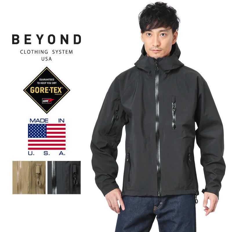 BEYOND CLOTHING ビヨンド クロージング A6 RAIN JACKET レイン ジャケット【44080】