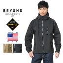 ショッピングレインコート BEYOND CLOTHING ビヨンド クロージング A6 RAIN JACKET レイン ジャケット【44080】