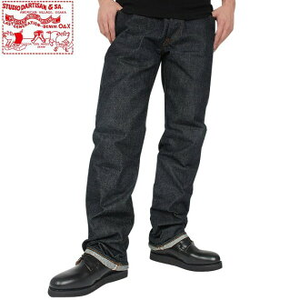 STUDIO D ' ARTISAN Studio da ルチザン SD-103 15 oz 1-popular items in right Aya tight straight denim classic jeans