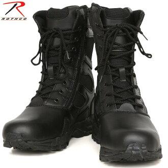 最新輕型戰術靴 ROTHCO 羅斯部署戰術靴黑色為獲得最佳性能