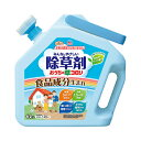 【A】アース製薬 アースガーデン 除草剤 おうちの草コロリ 6L