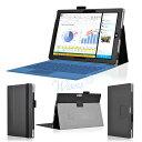 【タッチペン・OTGケーブル・フィルム付】 wisers Microsoft Surface 3 タブレット 専用 ケース カバー 全6色 ブラック・ダークブルー・スカイブルー・ピンク・ホワイト・ブラウン