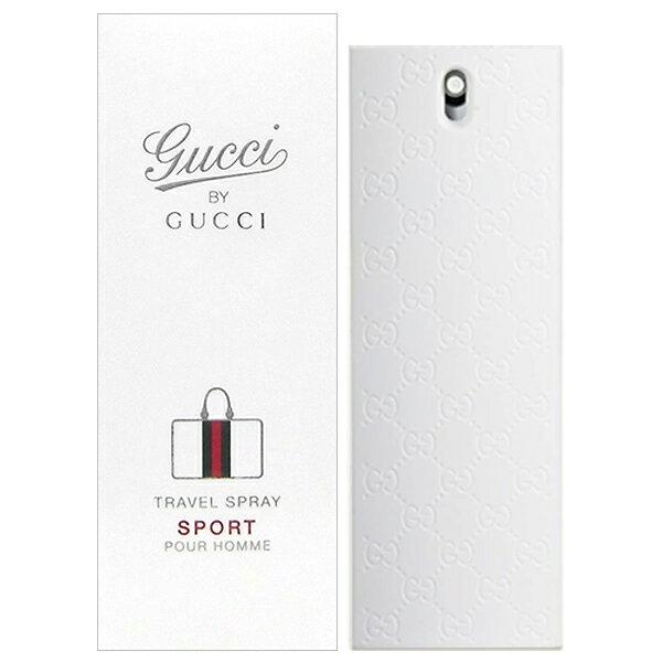 【グッチ】 グッチ バイ グッチ スポーツ プールオム EDT SP 30ml トラベルスプレー Gucci By Gucci Sport Pour Homme Travel Spray【あす楽対応_14時まで】【香水】【香水 メンズ レディース 多数取扱中】