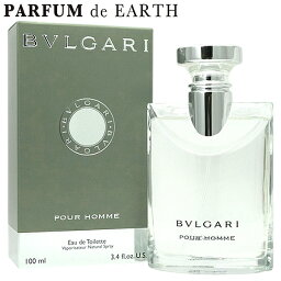 <strong>ブルガリ</strong> BVLGARI <strong>ブルガリ</strong> プールオム 100ml EDT SP 【送料無料】<strong>ブルガリ</strong> <strong>香水</strong> メンズ BVLGARI【あす楽対応_14時まで】【<strong>香水</strong> メンズ】【EARTH】【<strong>香水</strong> 人気 ブランド 父の日 ギフト 誕生日 プレゼント】