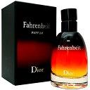 クリスチャン ディオール Christian Dior ファーレンハイト ル パルファン EDP SP 75ml【送料無料】Fahrenheit Parfum【あす楽対応_お休み中】【香水 メンズ】