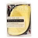 タングルティーザー TANGLE TEEZER コンパクトスタイラー ゴールドラッシュ Compact Styler Hair Brush Gold Rush【あす楽対応_14時まで】【香水 メンズ レディース】