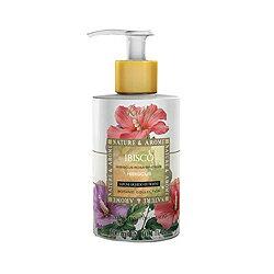 ルディ ナチュール&アロマ リキッドソープ ハイビスカス RUDY Nature&Arome SERIES Liquid Soap Hibiscus