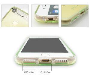 iPhone7,iphone7plus,ケース,カバー,光るケース,通知,LED,フラッシュ,着信,通知,電話,TPU,光るカバー