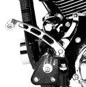 ハーレーダビッドソン Harley Davidsonビレットスタイル・シフトレバーHarley-Davidson Billet Style Shift Lever - Chromeハーレー純正 正規品 アメリカ買付 USA直輸入 通販