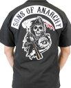 サン・オブ・アナーキー Sons of AnarchySons of Anarchy リーパー パッチ ワークシャツ正規品 アメリカ買付 USA直輸入 通販
