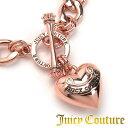 ジューシークチュール JUICY COUTURE ネックレスBANNER HEART STARTER NECKLACE(Rose Gold)バナー ハート スターター ネックレス(ローズゴールド)新作 日本未入荷 アメリカ買付 USA直輸入 通販