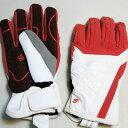 DROP ドロップ 14-15モデル サンプル商品 OG Deuce Glove スノーボード グローブ ミトン サイズM (Burnt Sienna / White) メンズモデル