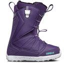 【12時までなら即日発送!】THIRTY TWO(32)LASHED FT W'S 16-17モデル レディース スノーボード ブーツ カラー(PURPLE) TEAM FITスノボー 靴 align=