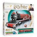 <Wrebbit 3D>ハリーポッター(Hogwarts Express) 3D ジグソーパズル 460ピース
