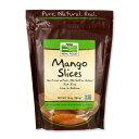 【MonthlySpecialセール対象♪】マンゴースライス 284g NOW Foods(ナウフーズ)果物/デザート/お菓子作り/フルーツ[賞味期限間近のため]