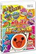 【中古】afb【Wii】太鼓の達人Wii 超ごうか版 ソフト単品版【4582224498246】【リズム】