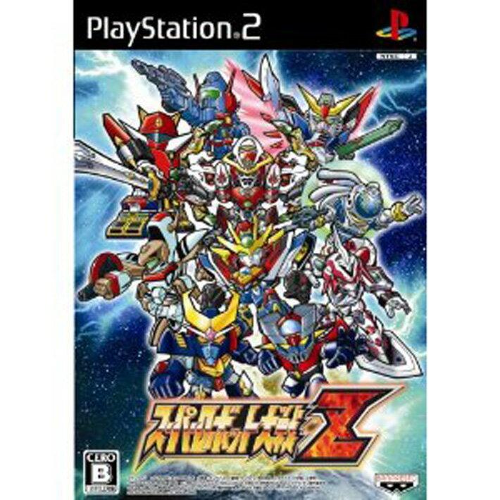 【中古】【PS2】スーパーロボット大戦Z【4582224499083】【シミュレーション】