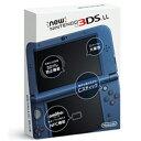 【中古】afb【本体箱説有り】New ニンテンドー nintendo 3DS LL メタリックブルー