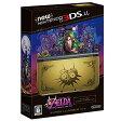 【中古】afb【本体箱説有り】New ニンテンドー nintendo 3DS LL ゼルダの伝説ムジュラの仮面3D パック【4902370527612】