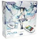【中古】【本体箱説有り】PS Vita (1000)Wi−Fiモデル(初音ミクLimited Edition)限定【4948872448413】