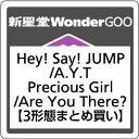 ●【先着特典付】Hey!Say...