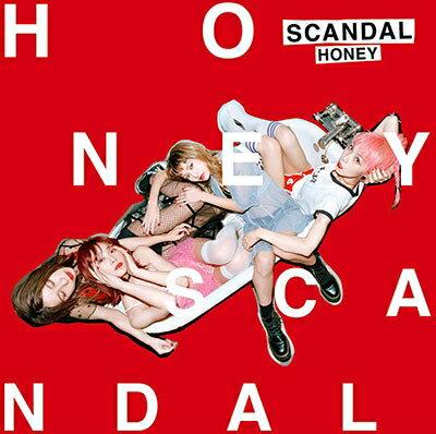 SCANDAL/HONEY<CD+DVD>(初回生産限定盤)20180214