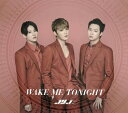 ◎JYJ/WAKE ME TONIGHT<CD>20150121
