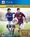 【中古】afb【PS4】FIFA 15 ULTIMATE TEAM EDITION【4938833022042】【スポーツ】