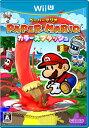 【中古】afb【WiiU】ペーパーマリオ カラースプラッシュ【4902370535020】【マリオ】