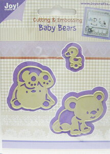 Joy!crafts Baby Bears