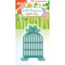 【6003-3003】Joy! Crafts/ジョイ・クラフツ/ダイ/Little Happiness Birdcage 鳥かご スクラップブッキング ダイカット ペーパー クラフト ハンドメイド カード作り アルバム作り