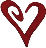 【Q1001】QuicKutz/クイックカッツ heart/バレンタイン ダイ/スクラップブッキング/ホビークラフト/カッティングマシン