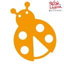 42-152/ワンダーハウス/スポンジダイ(抜型)/ladybug てんとう虫 テントウムシ イワミ・カイ
