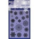 【6410-0125】Joy! Crafts/ジョイ・クラフツ/Clear Stamps/クリアスタンプ/Christmas スクラップブッキング ダイカット ペーパー クラフト ハンドメイド カード作り アルバム作り